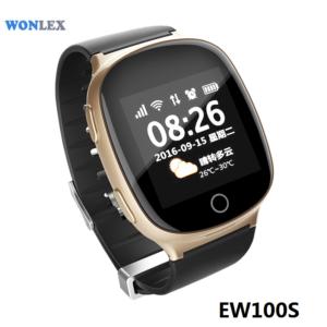 часы gps Челябинск EW100S золото