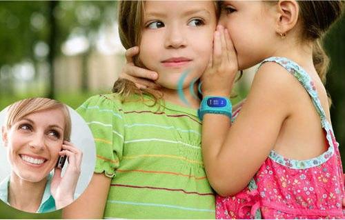 Функция тихий звонок - узнайте, что происходит рядом с Вашим ребенком