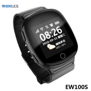 часы gps ew100s черные челябинск для пожилых