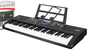 """Синтезатор-Пианино с микрофоном 61 клавиша """"Мастер"""""""