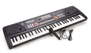 Синтезатор-Пианино с микрофоном и USB 61 клавиша