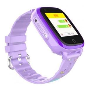 Часы-Телефон с GPS KT10 Видеозвонок розовые Wonlex