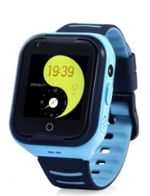 часы kt11 голубые