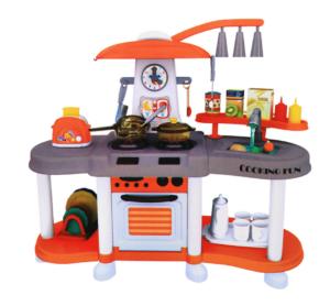 Детская модульная кухня с водой