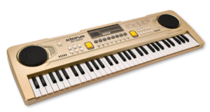 Синтезатор с микрофоном и USB 61 клавиша