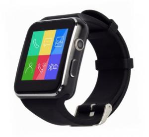 Умные часы Smart Watch X6 Черный