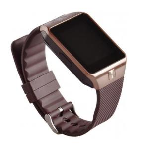 Умные часы SmartWatch UWatch DZ09 GSMIN коричневые