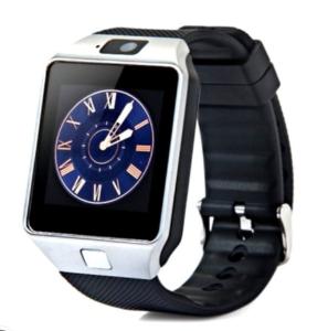 Умные часы SmartWatch UWatch DZ09 GSMIN серебристые