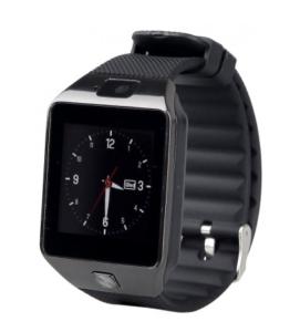 Умные часы SmartWatch UWatch DZ09 GSMIN черные