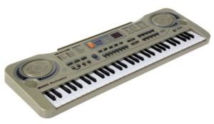Синтезатор Пианино с микрофоном и USB 61 клавиш