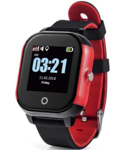 часы gw700s черно-красные wonlex
