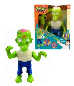 ИК-тир Zombie Blast Зомби бластер