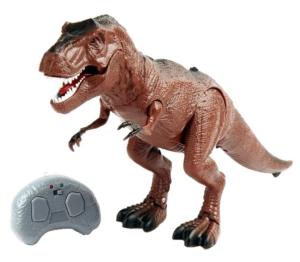 HK Industries Динозавр Тиранозавр ящер интерактивный T-REX, на пульте управления