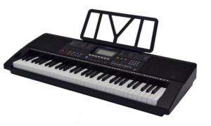 Синтезатор-Пианино с USB, наушниками полноразмерные 61 клавиша 5 октав