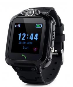 Детские часы с gps маячком wonlex gw600s черные