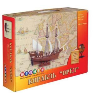 Сборная модель Парусные корабли - Фрегат Орел