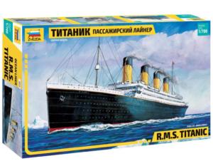 """Сборная модель """"Пассажирский лайнер Титаник"""""""