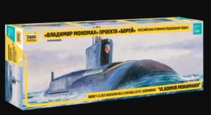 Владимир Мономах Атомная Подводная Лодка Борей