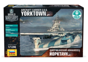 Авианосец Йорктаун, World Of Warships