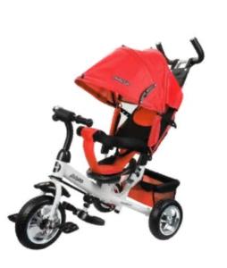Трехколесный Велосипед Comfort, красный