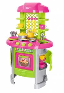 Детская Кухня Вишнёвый Кекс